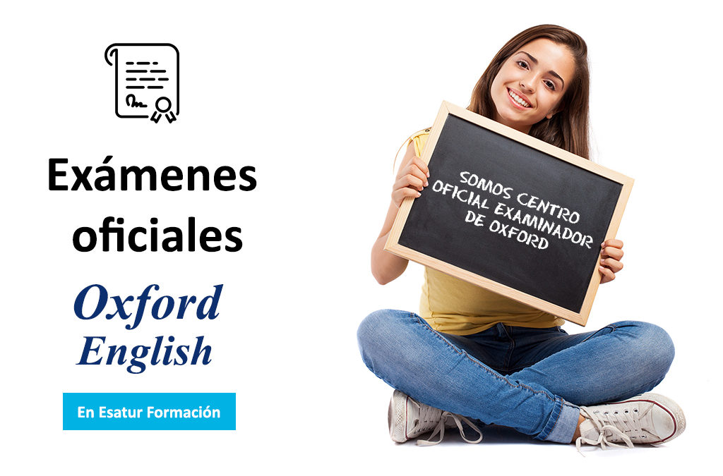Examínate y consigue tu certificado de Oxford en Alicante